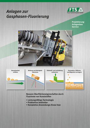 Anlagen zur Gasphasen-Fluorierung