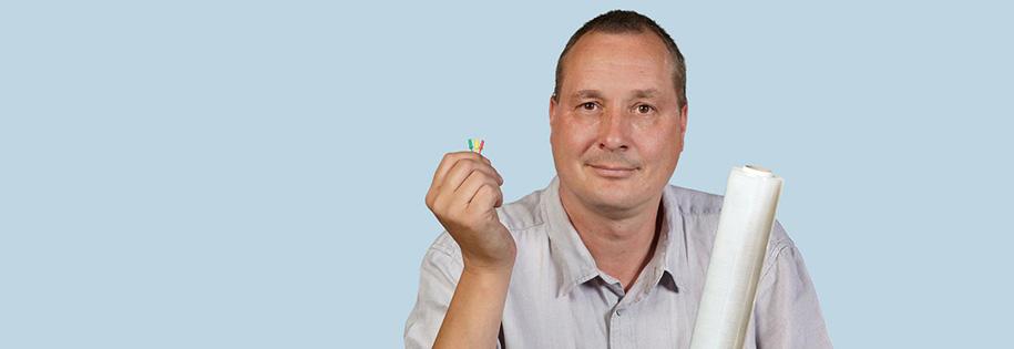 Fluorierung verbessert Produkteigenschaften von Kunststoffen